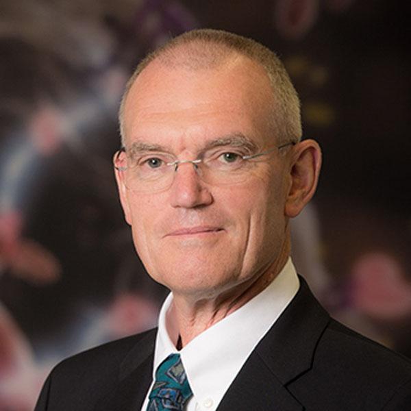 John Berriman|Chairman